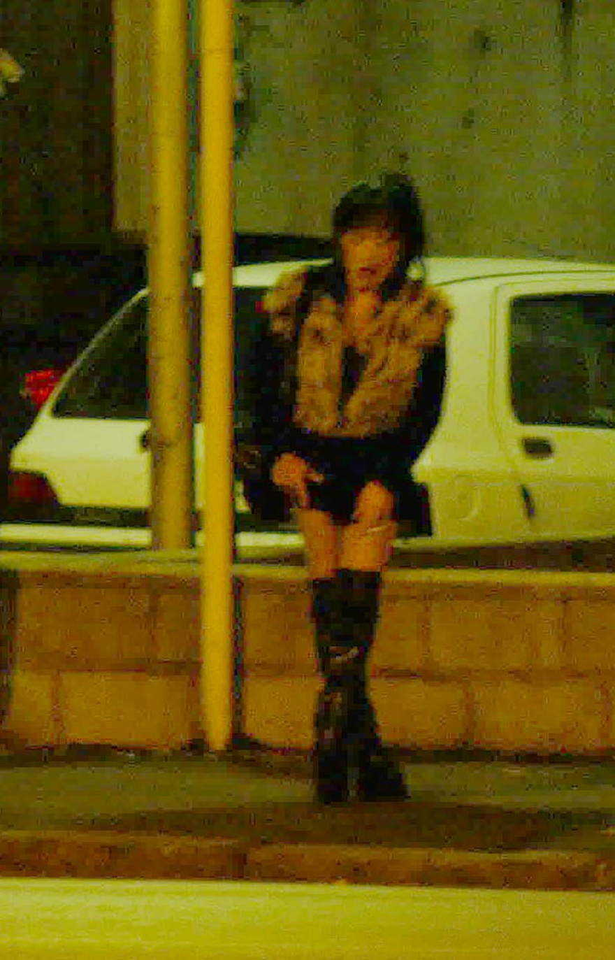 massaggi erotici in video foto prostitute strada